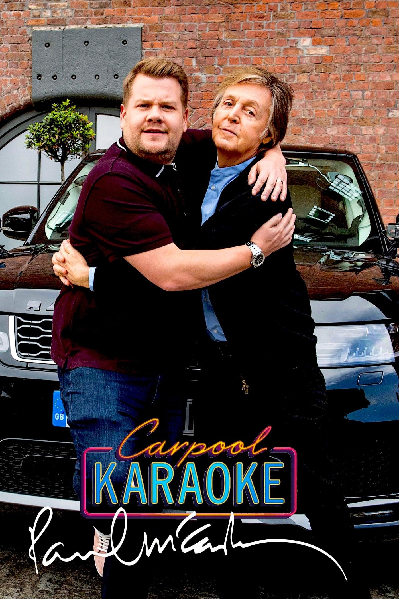 Carpool Karaoke When Corden Met Mccartney Live From Liverpool 2018