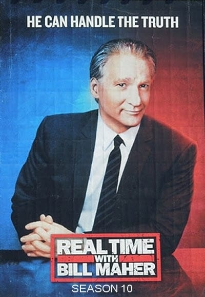 Real Time with Bill Maher Season 10