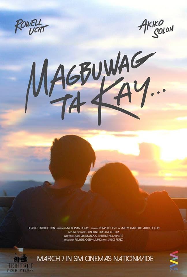 Ver Magbuwag Ta Kay Online HD Español (2018)