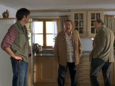 Die Rosenheim-Cops Season 8 :Episode 14  Der letzte Einsatz
