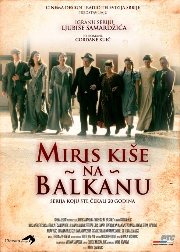 Miris kiše na Balkanu (1970)