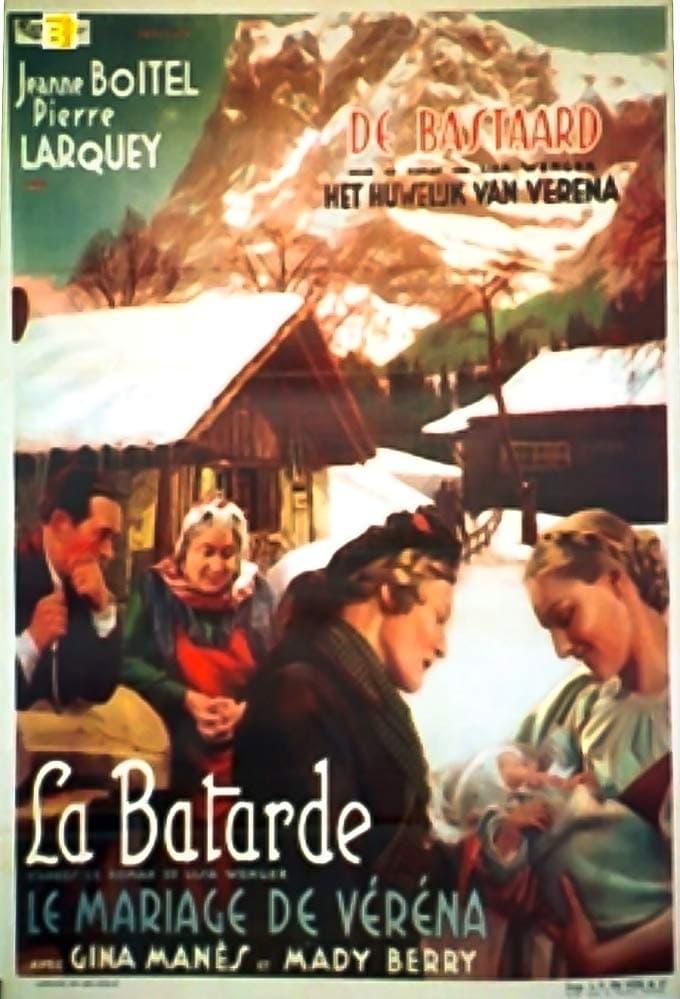 Le mariage de Véréna (1938)