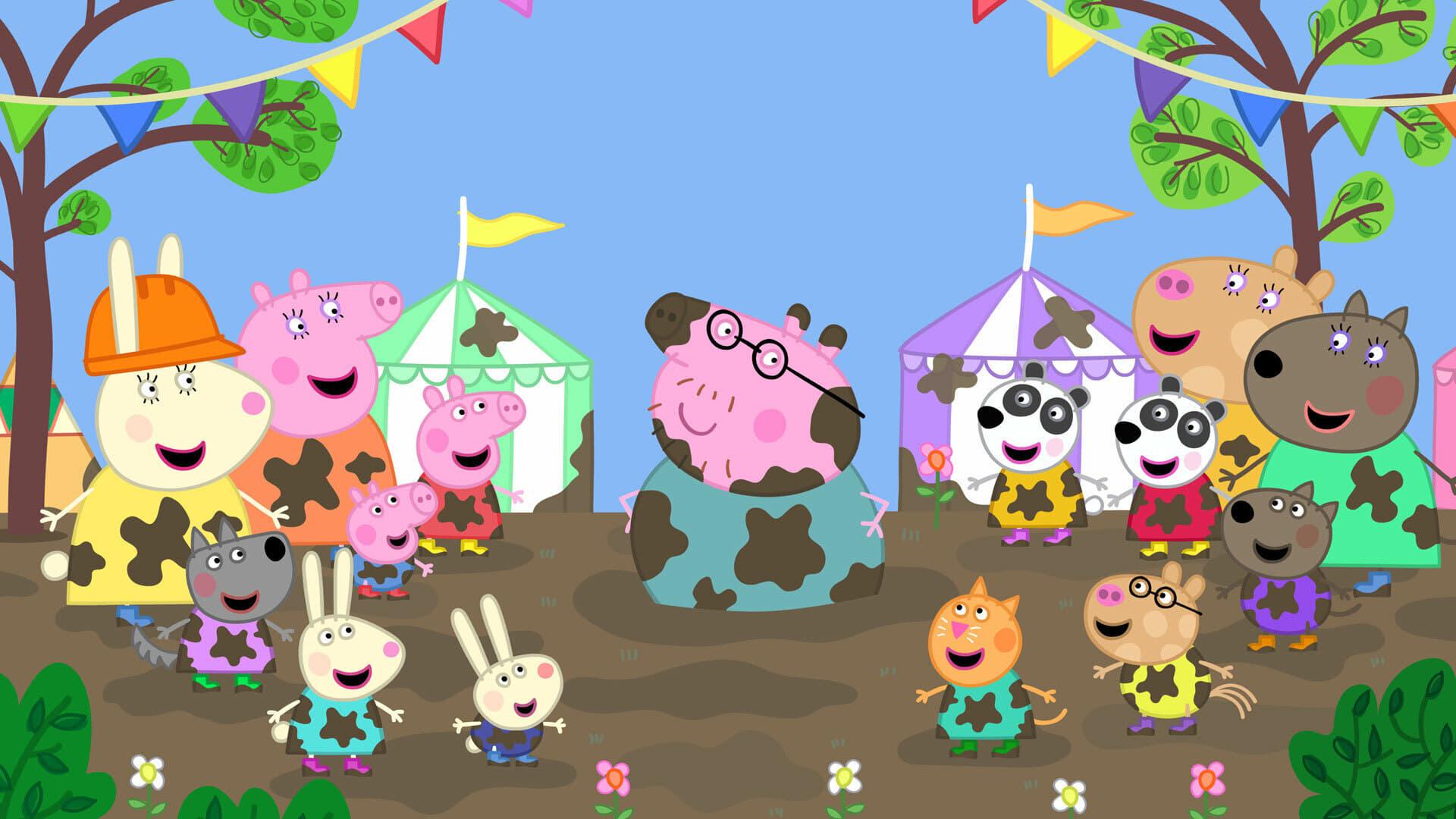 Peppa Pig Season 6 :Episode 15  Muddy Festival