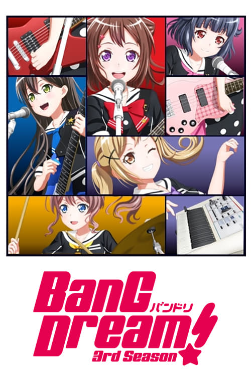BanG Dream! 3rd Season Sub Indo