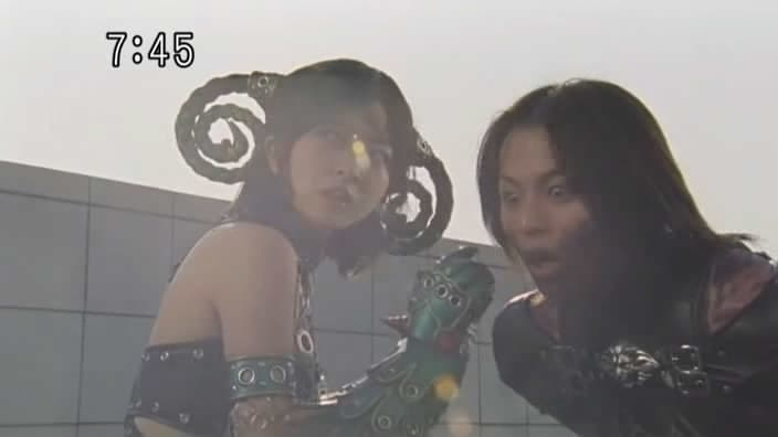 Super Sentai Season 31 :Episode 16  Jiri-Jiri! Confrontation Beast Hall, Extracurricular Class