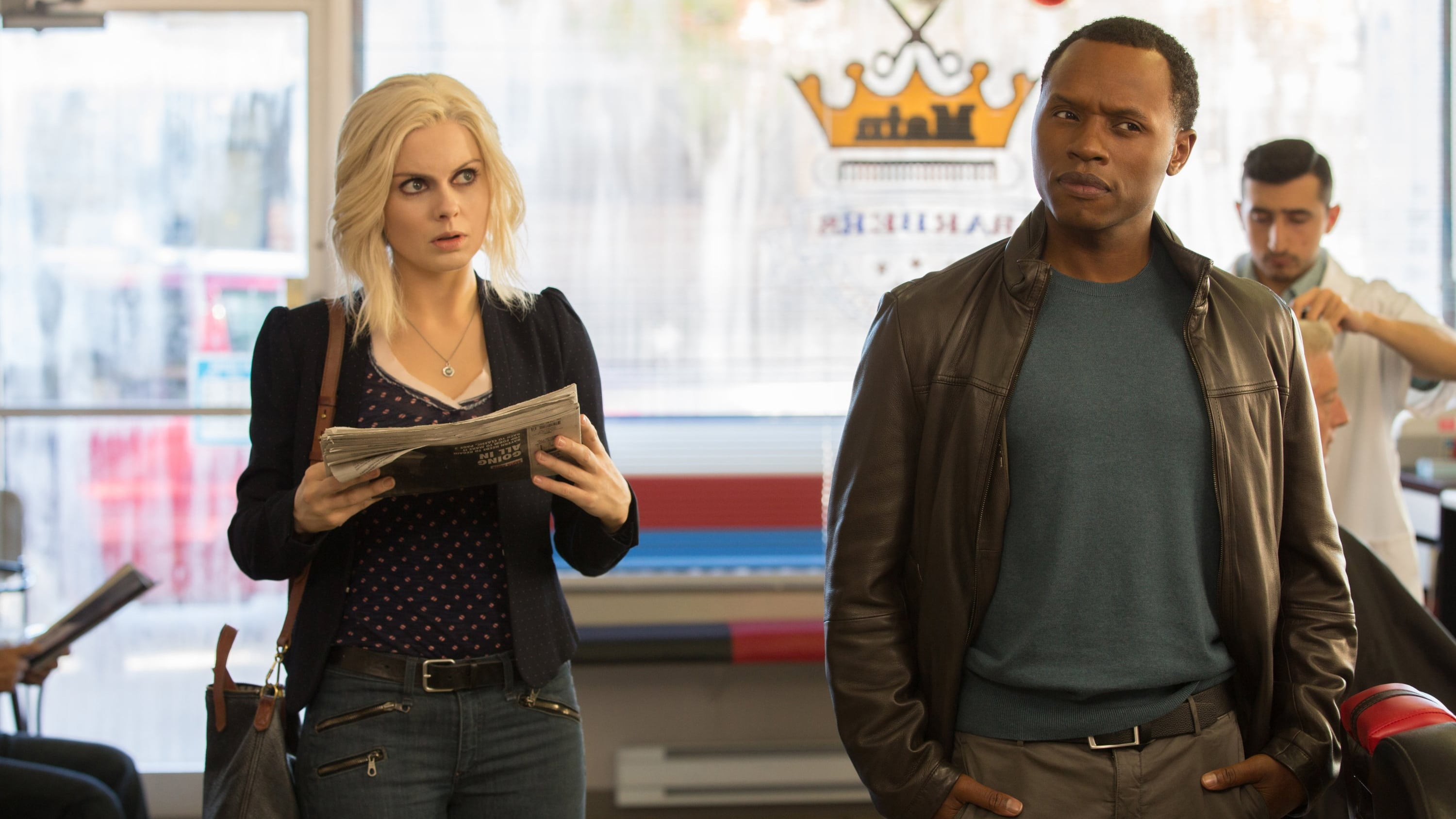 iZombie Season 2 :Episode 6  Max Wager