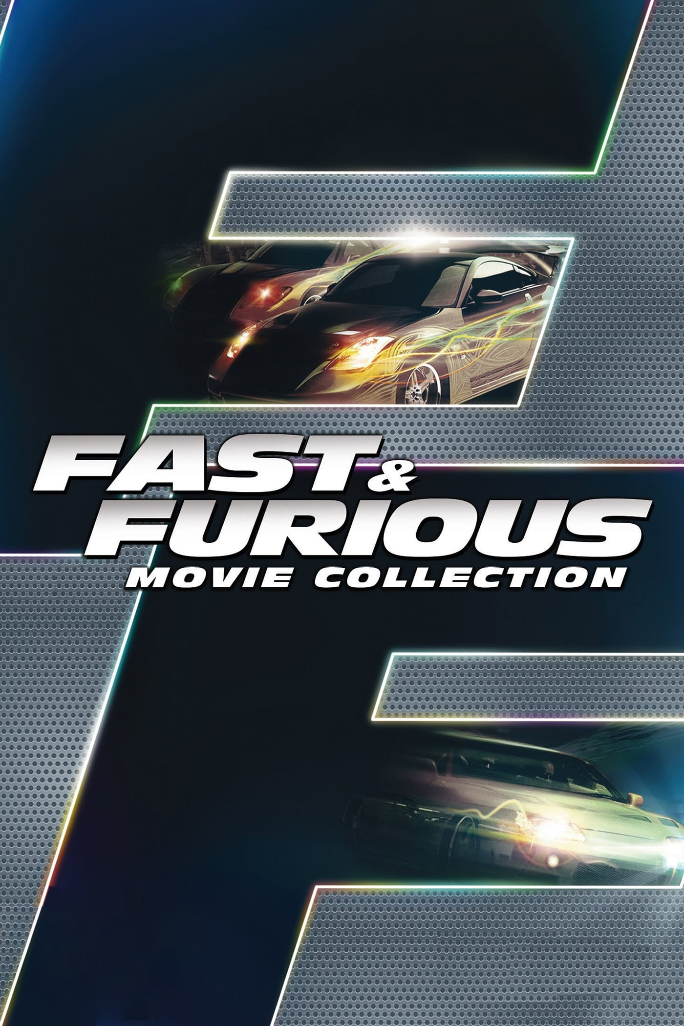 All Movies From The Fast And The Furious Collection Saga