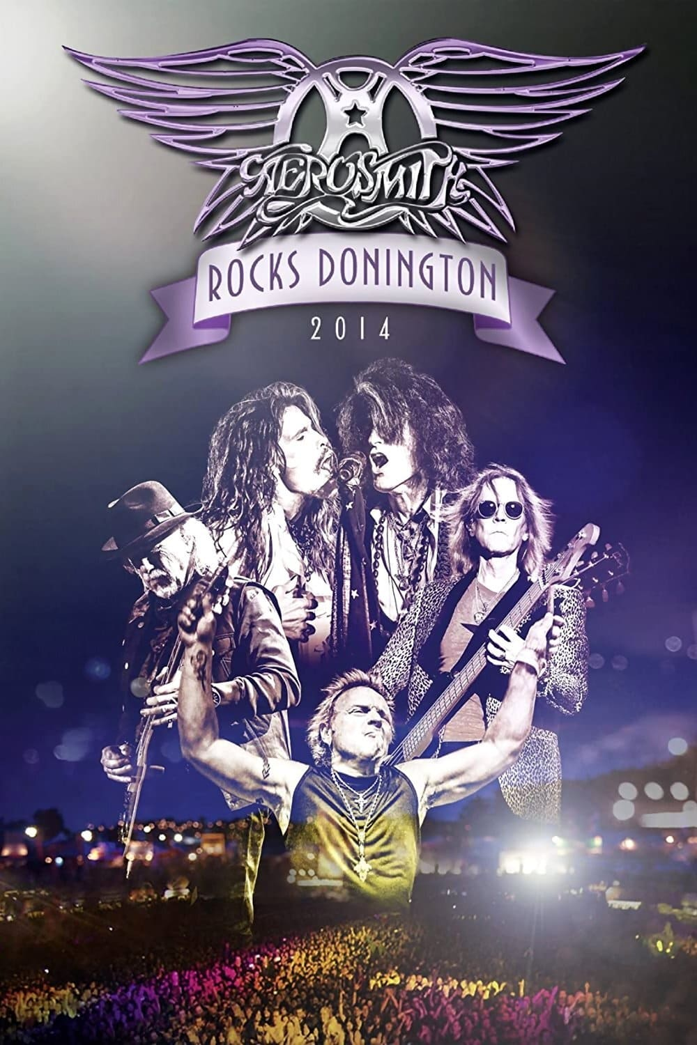 Aerosmith - Rocks Donington 2014 (2015)