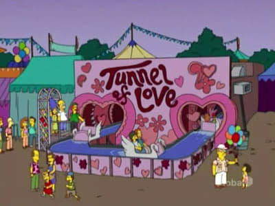 The Simpsons Season 19 :Episode 12  Love, Springfieldian Style