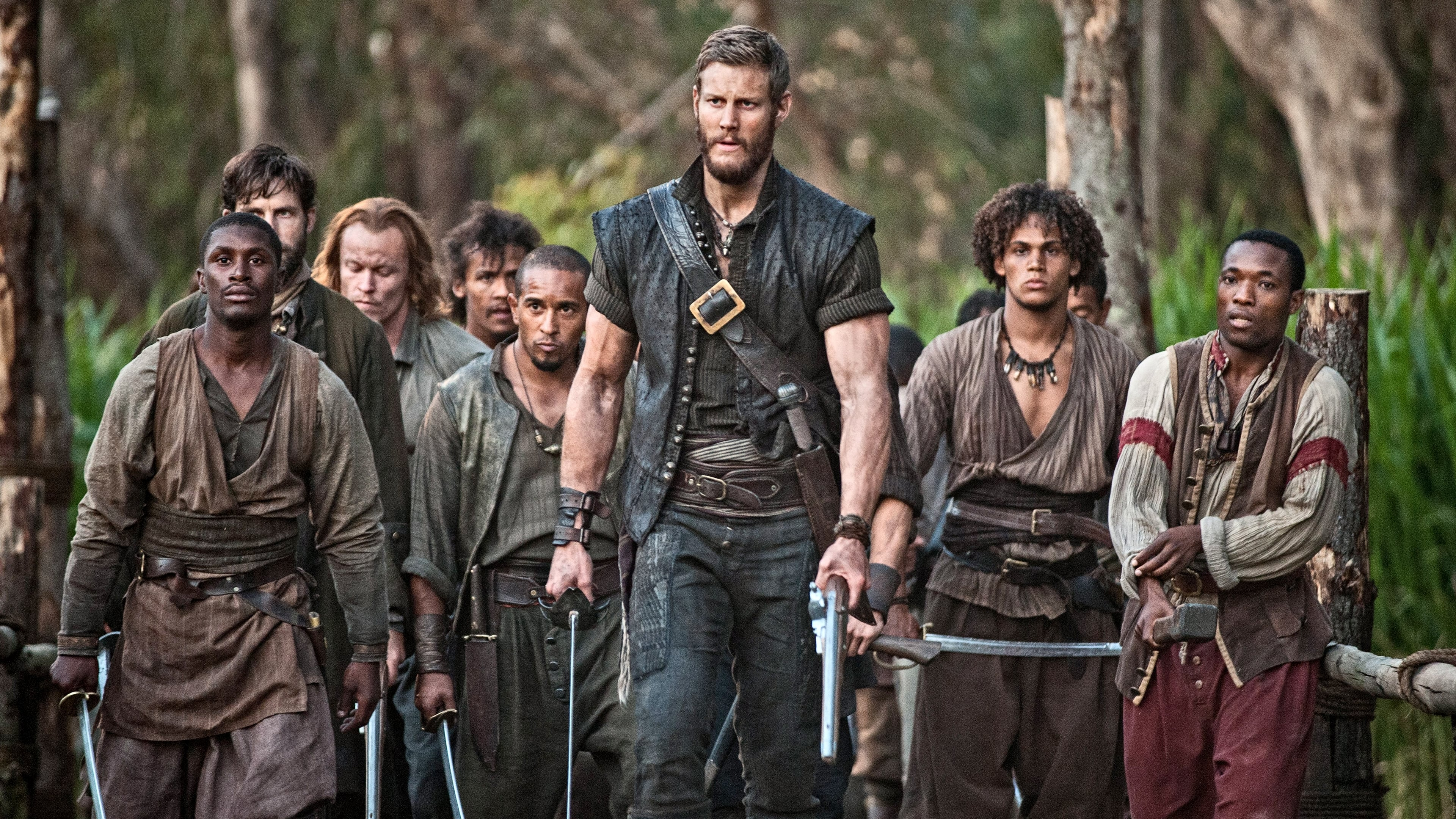 Black Sails Streaming