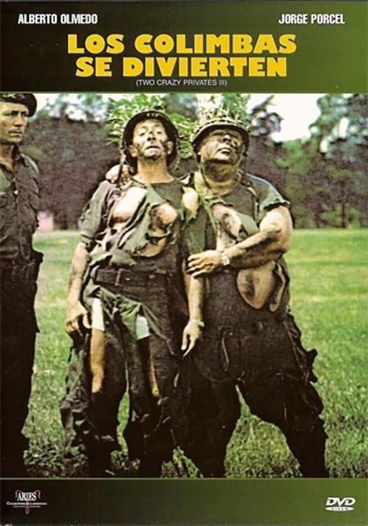 Ver Los colimbas se divierten Online HD Español (1986)