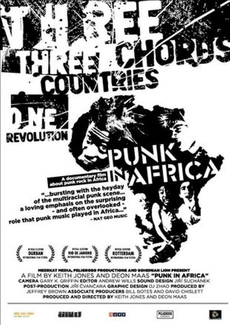 Punk in Africa on FREECABLE TV