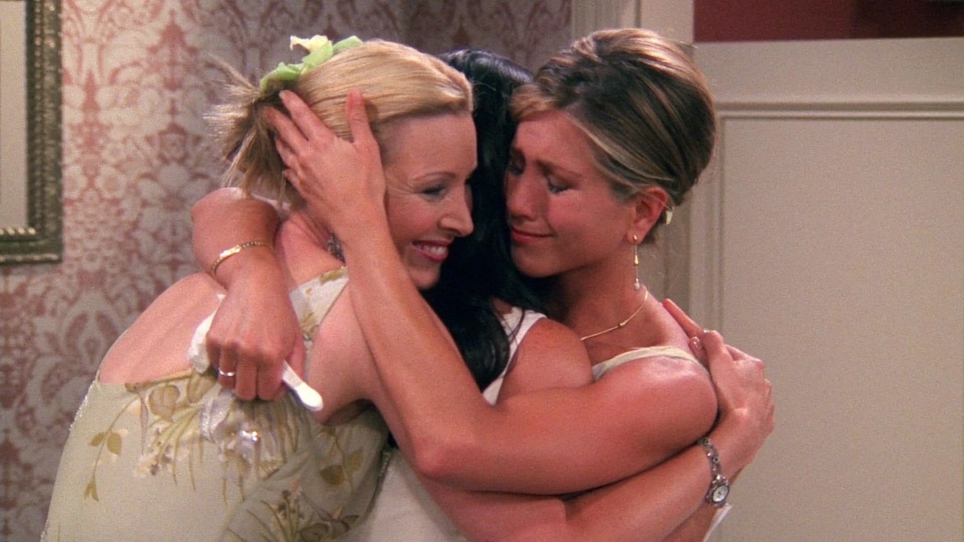 Friends Season 8 :Episode 1  The One After