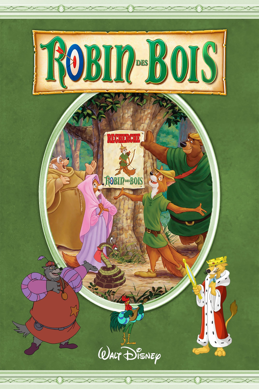 Robin Hood (1973) - Posters — The Movie Database (TMDb)
