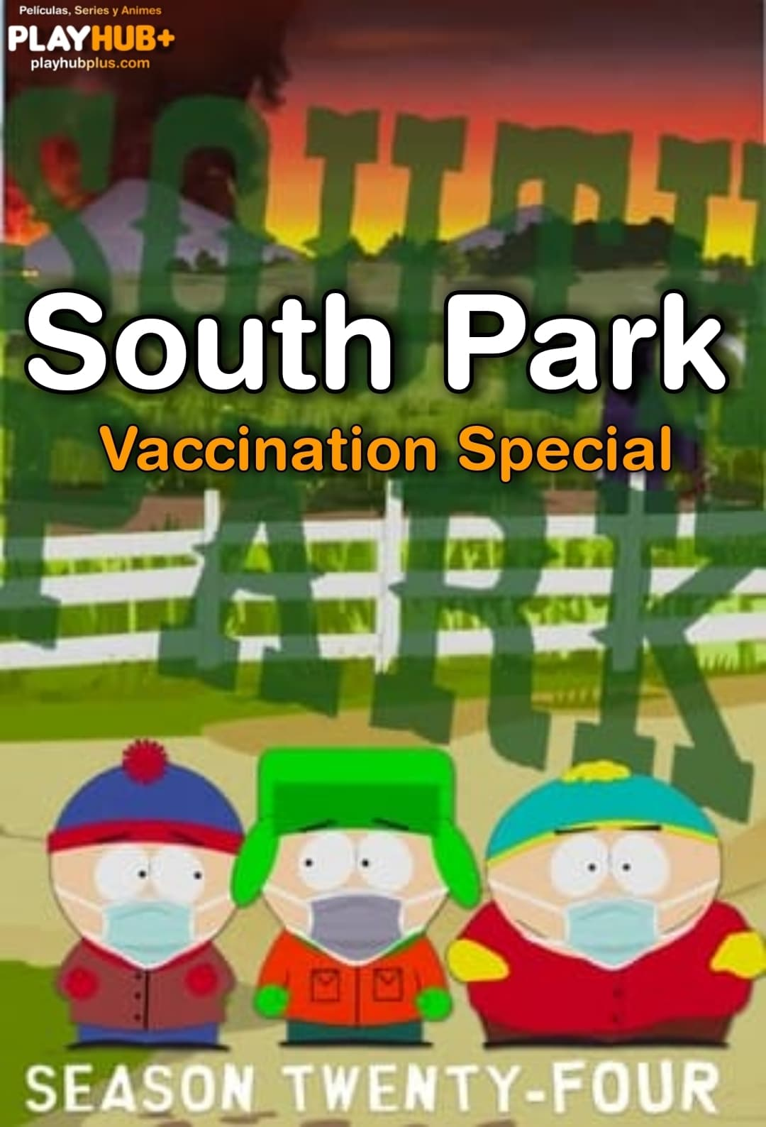 South ParK Vaccination Special (1970)