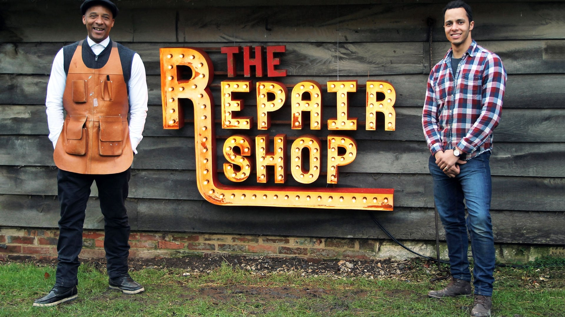 The Repair Shop (TV Series 2017) Season 1