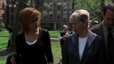 Law & Order: Special Victims Unit Season 7 :Episode 11  Alien