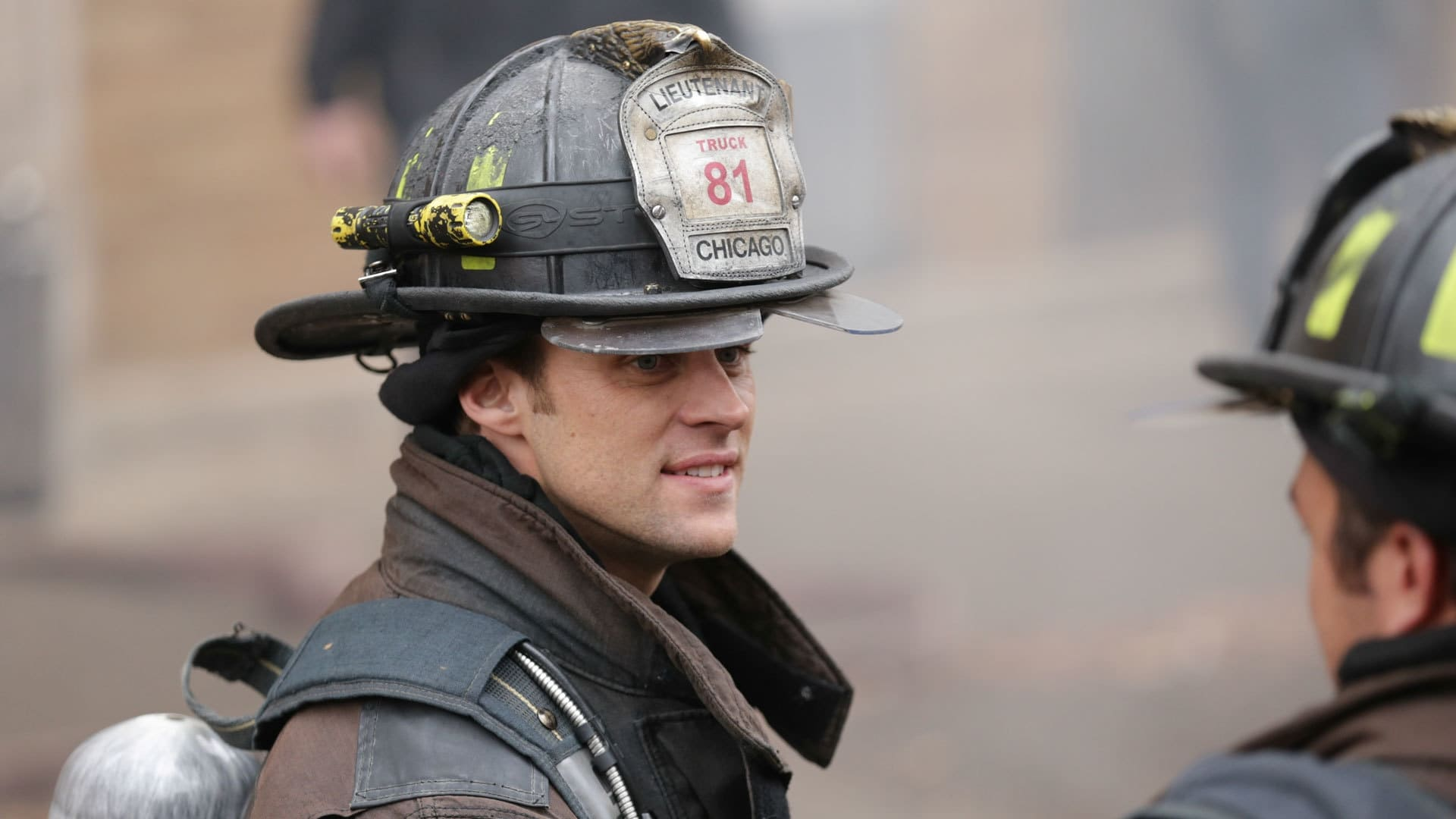 Chicago Fire Season 2 :Episode 12  Out with a Bang