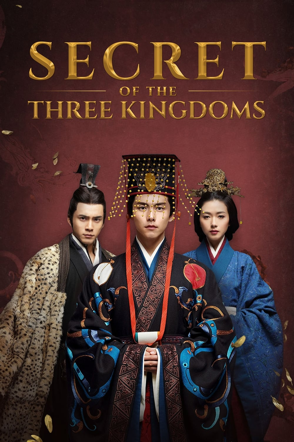 Secrets of the Three Kingdoms Poster