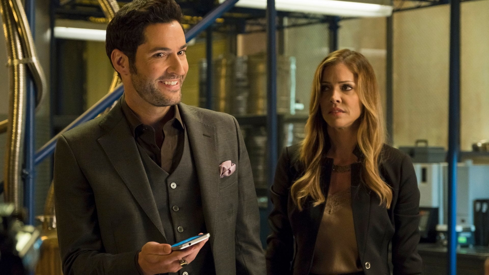 Lucifer Season 3 :Episode 5  Welcome back, Charlotte Richards