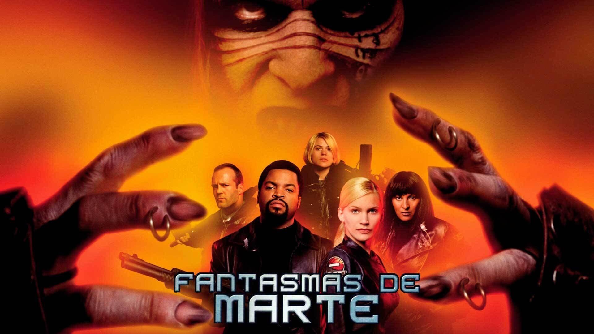 Ghosts of Mars Movie