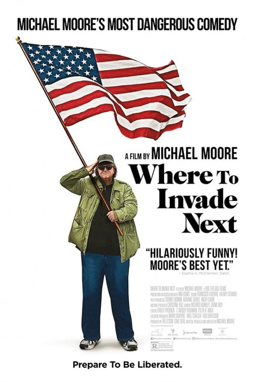 Watch Where to Invade Next Online