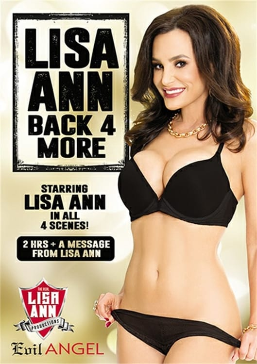 Ver Lisa Ann: Back 4 More Online HD Español ()