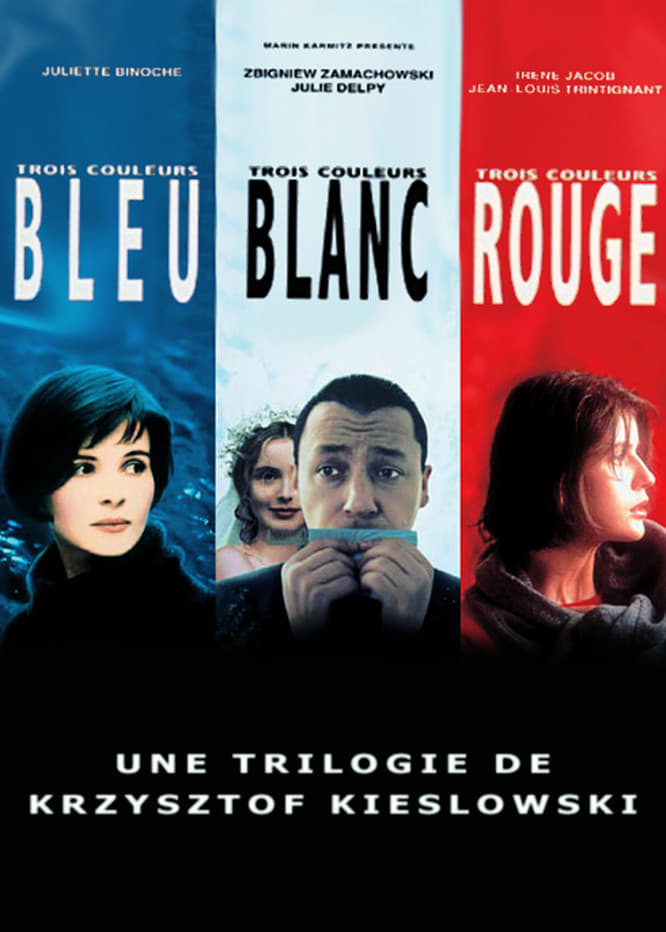 All Movies From Three Colors Collection Saga Are On Movies