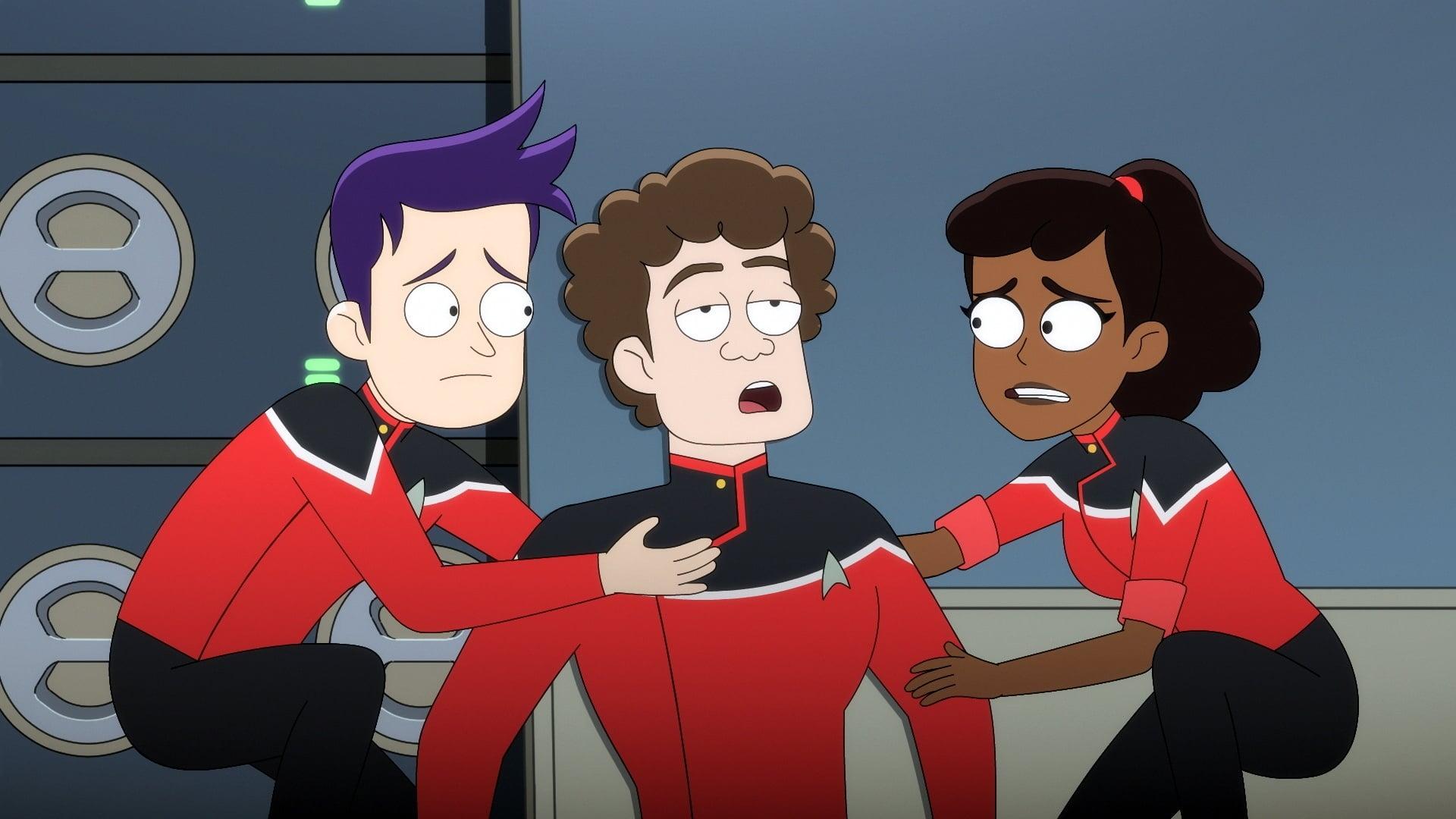 Star Trek: Lower Decks Season 1 :Episode 6  Terminal Provocations