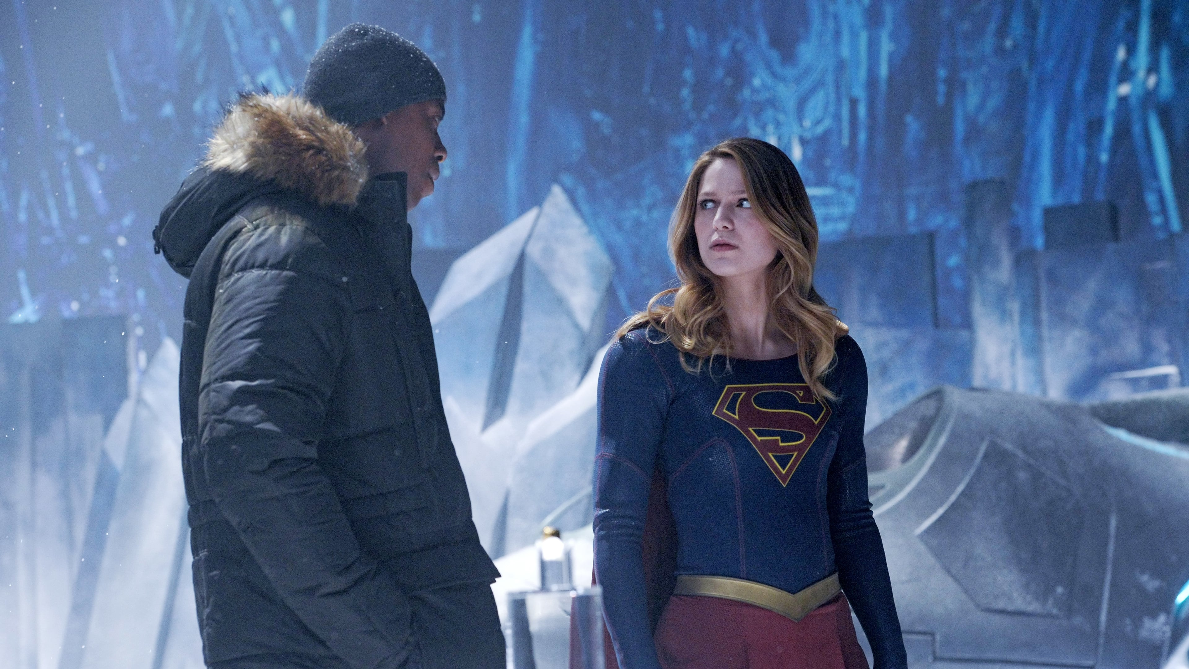 Supergirl Season 1 :Episode 15 Solitude