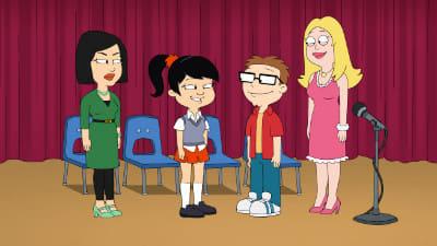 American Dad! Season 9 :Episode 14  Spelling Bee My Baby