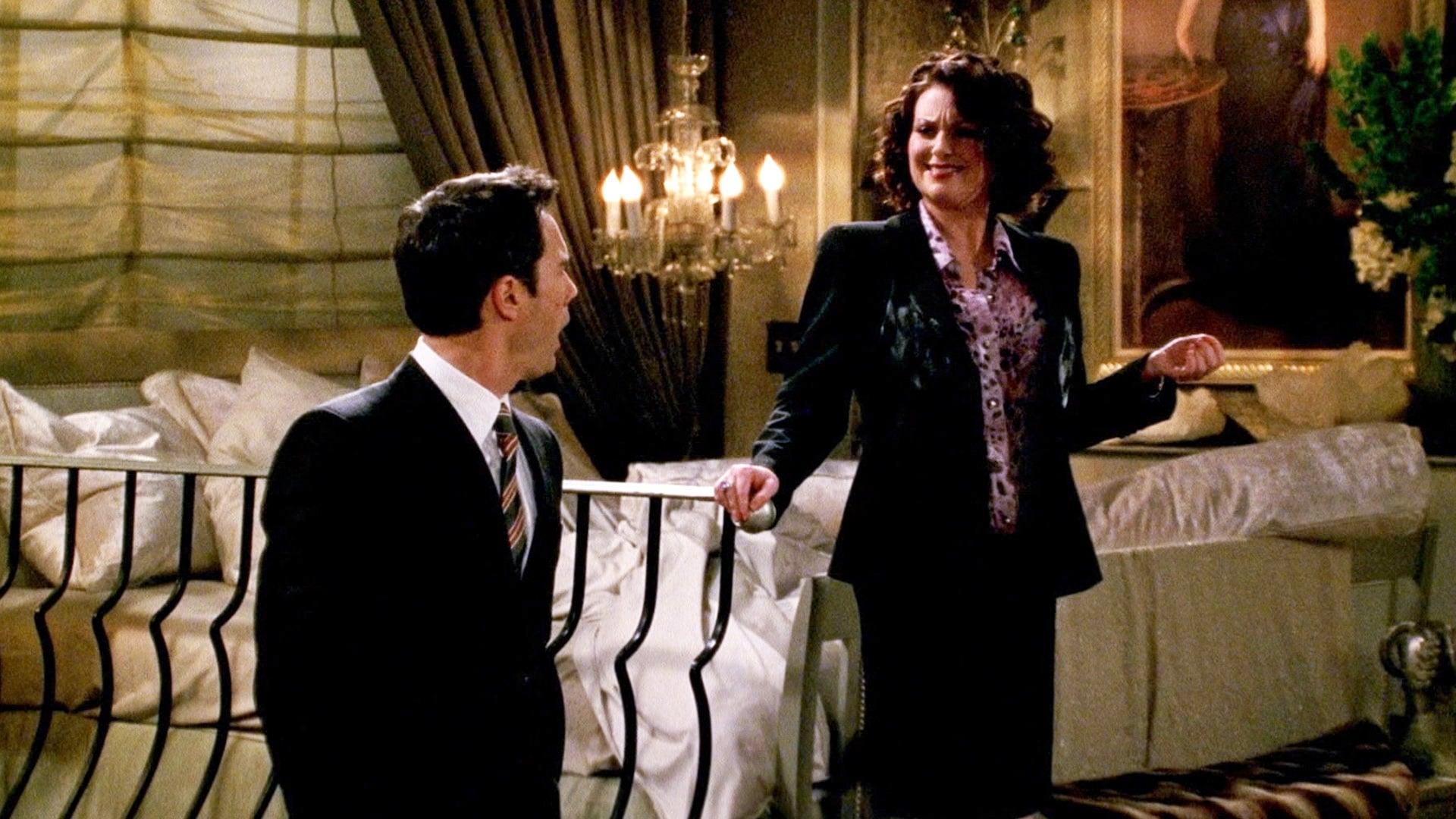 Will & Grace Season 7 :Episode 18  The Fabulous Baker Boy