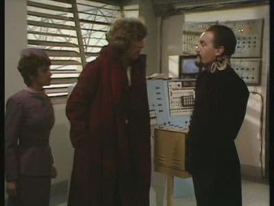 Doctor Who Season 18 :Episode 28  Logopolis, Part Four