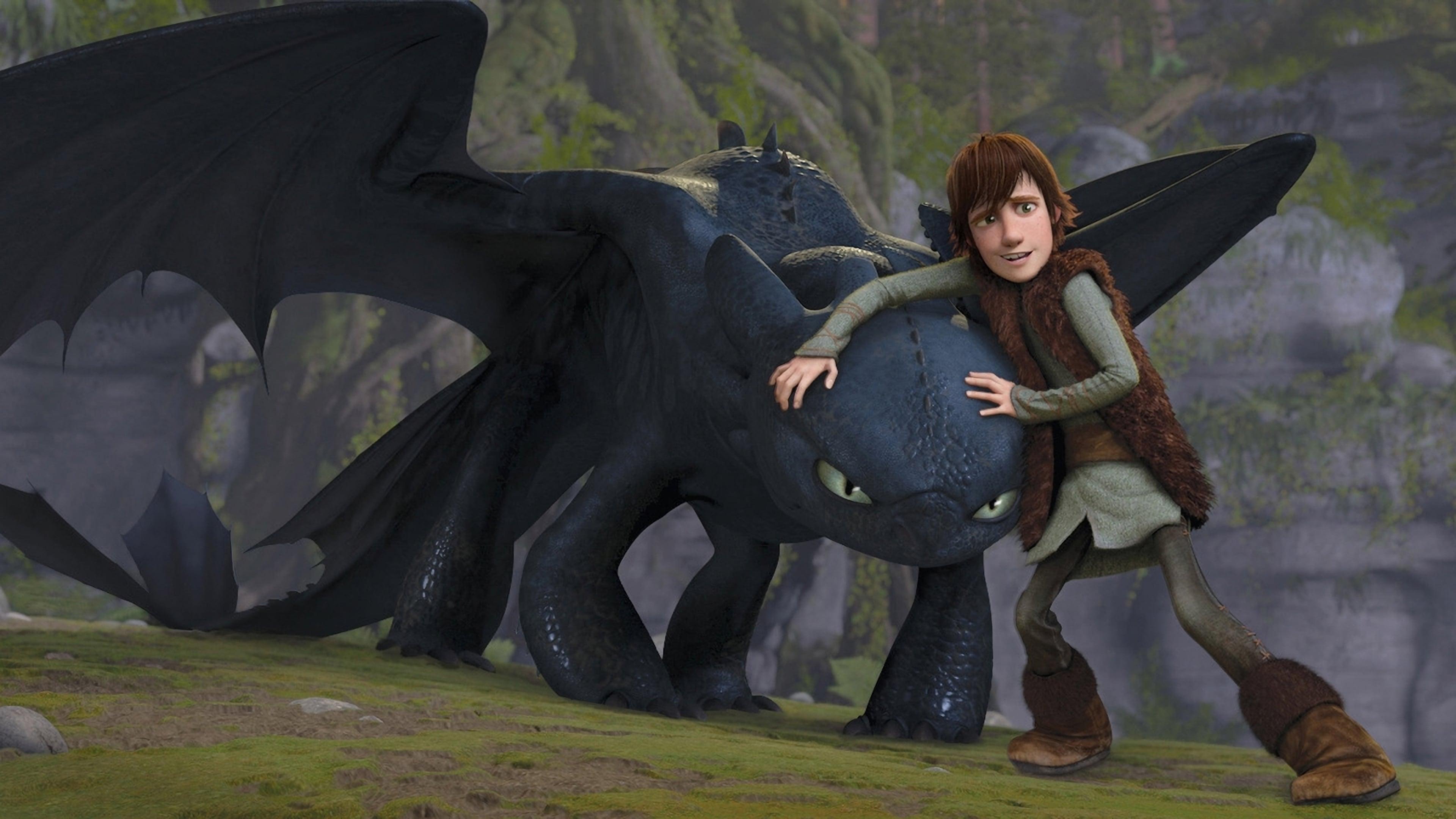 ヒックとドラゴン (2010)
