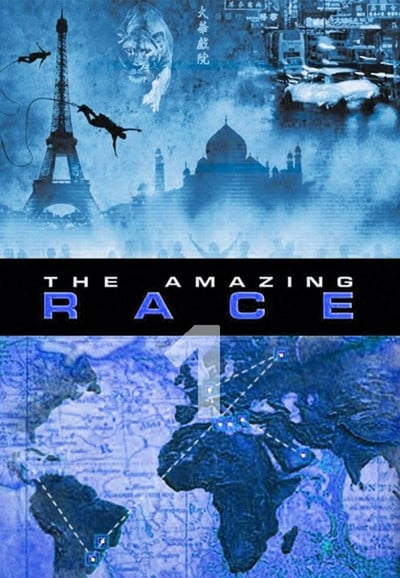 The Amazing Race Season 1