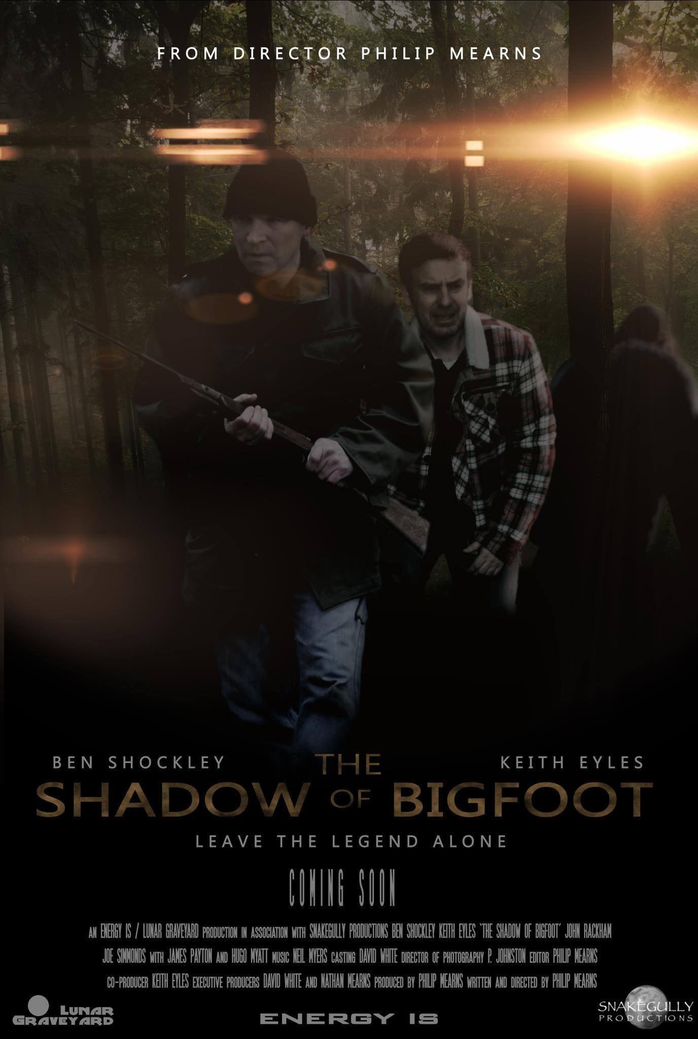 Ver The Shadow of Bigfoot Online HD Español (2013)