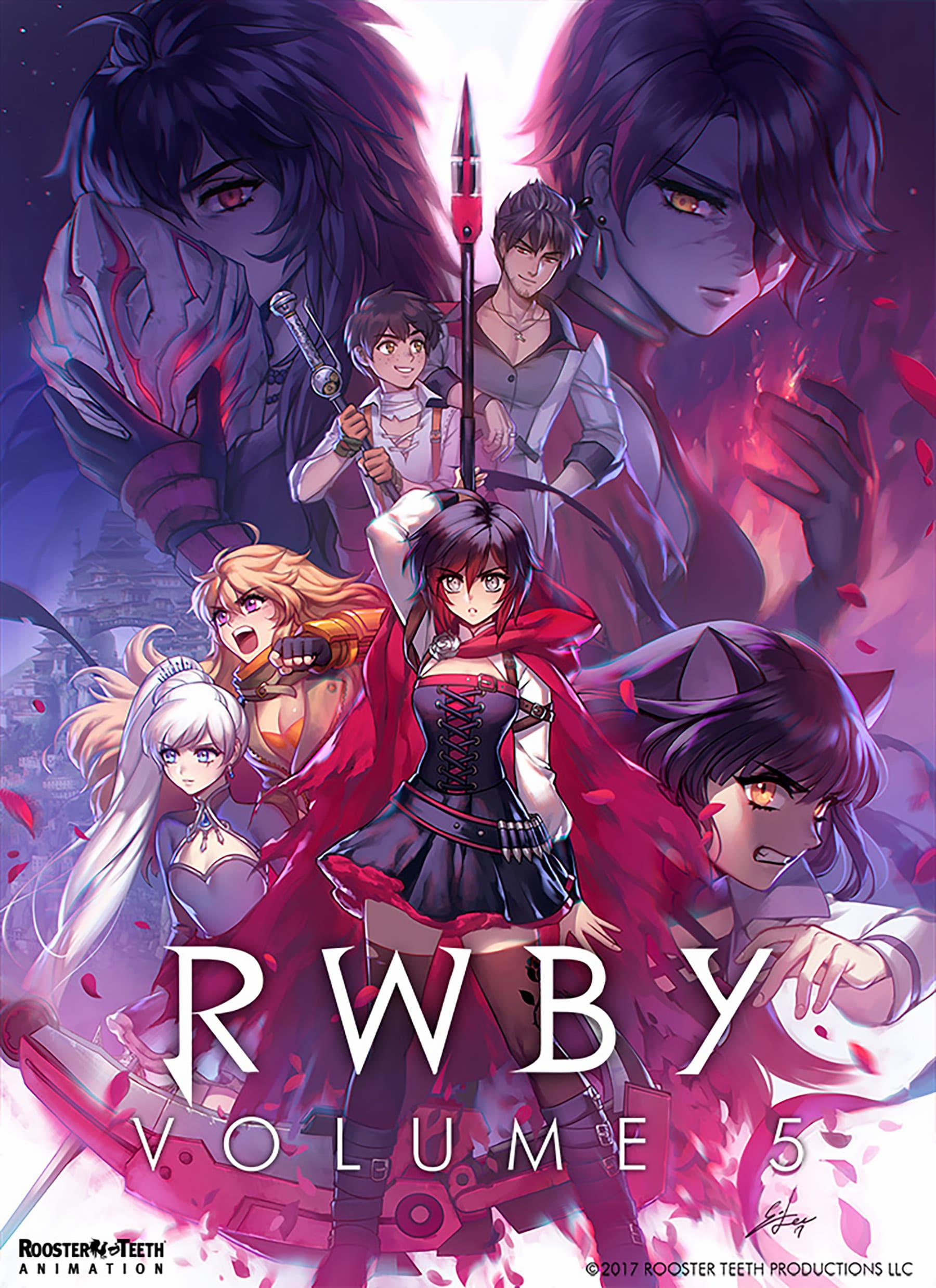 RWBY: Volume 5 (2017)