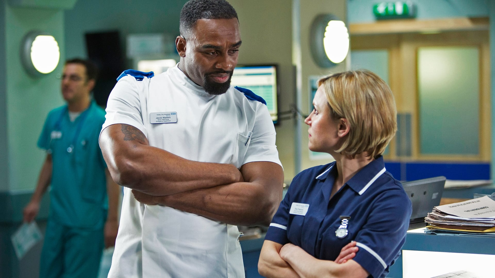 Casualty Season 29 :Episode 41  The Next Step