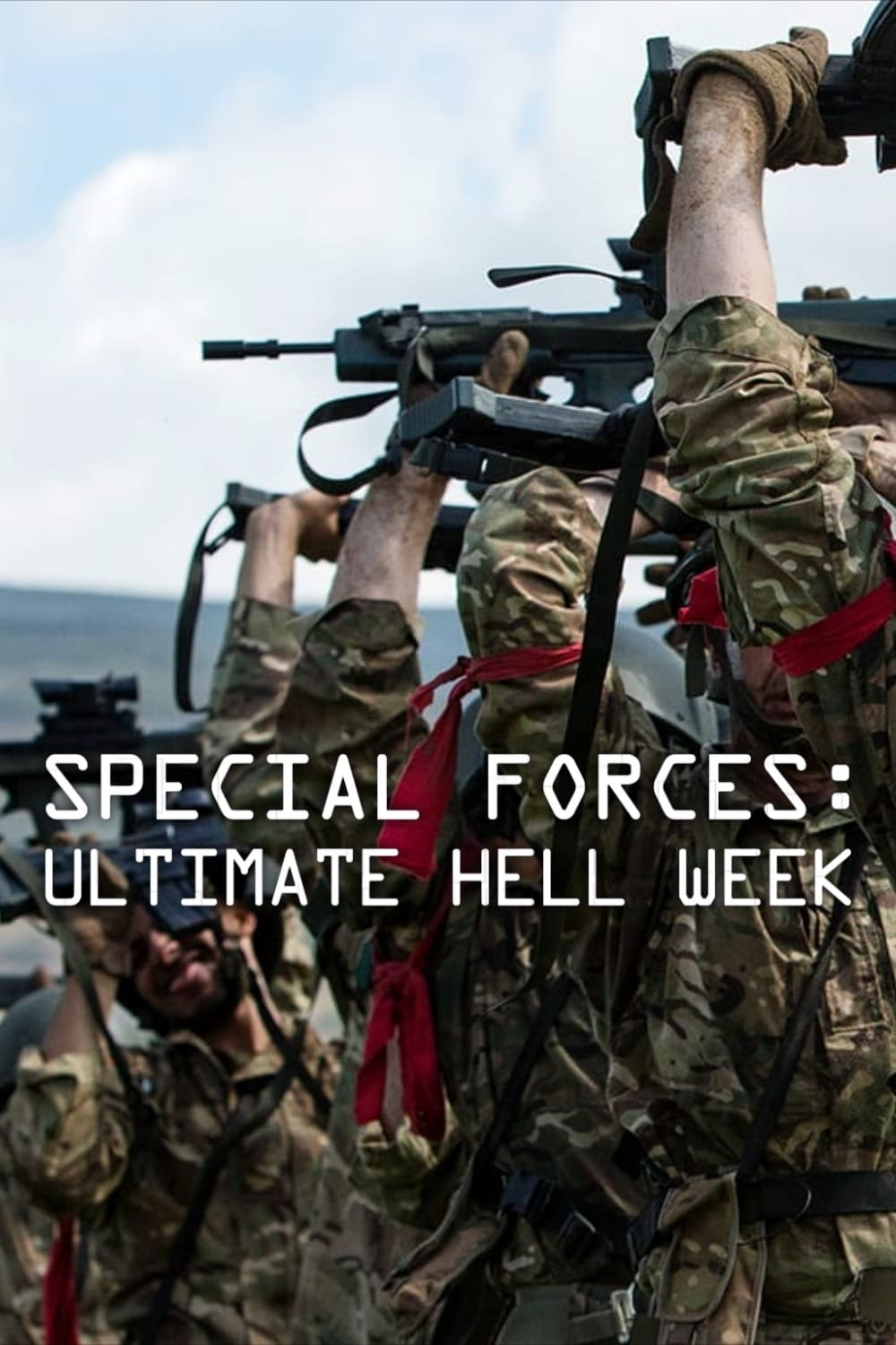 Special Forces - Ultimate Hell Week TV Shows About Special Forces