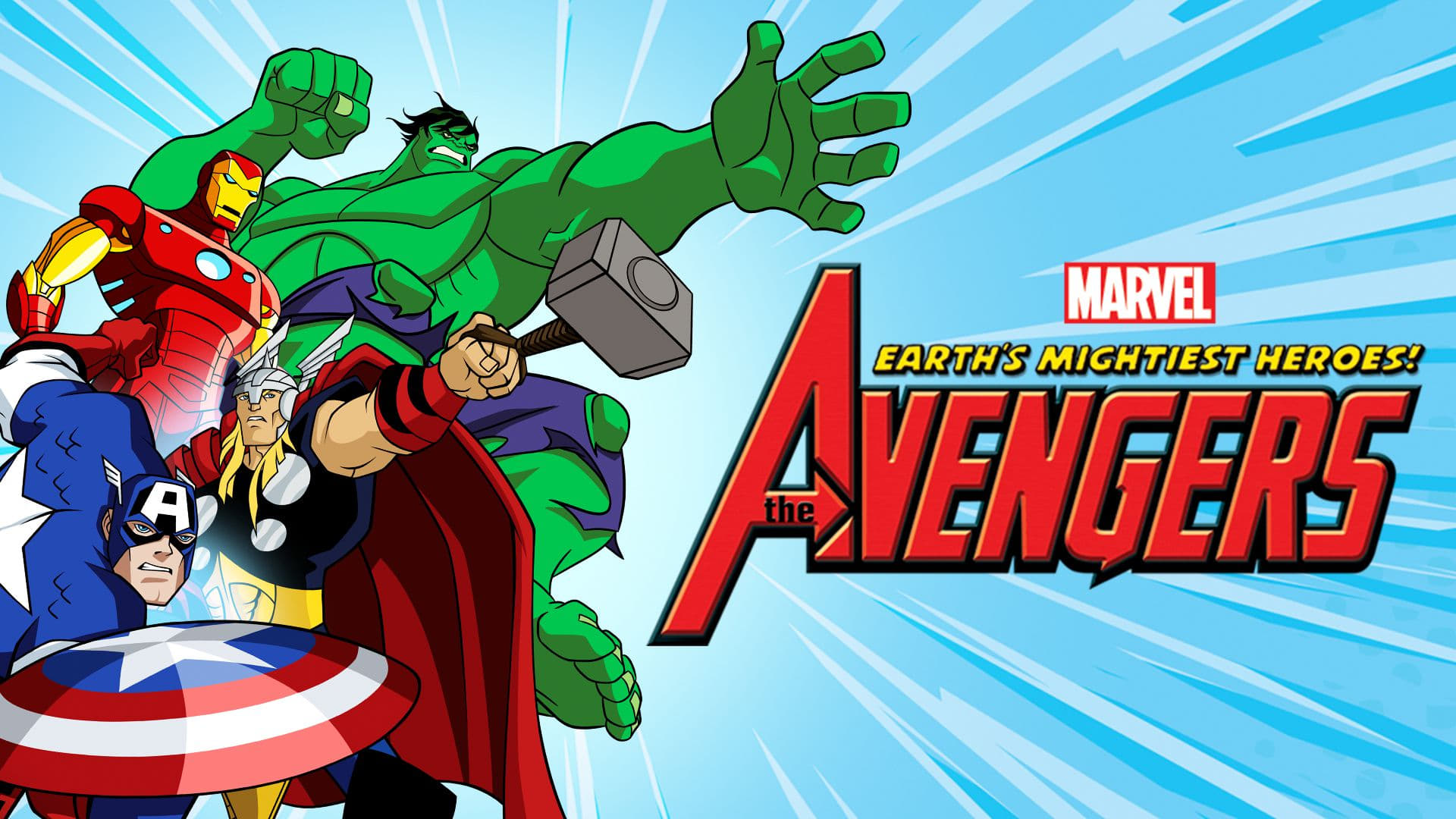 The Avengers: Earth's Mightiest Heroes - Season the Episode avengers