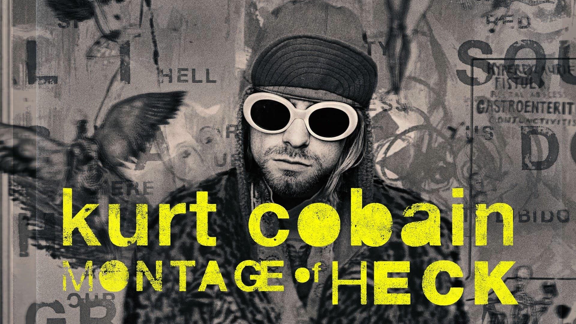 Cobain: Montage of Heck Movie