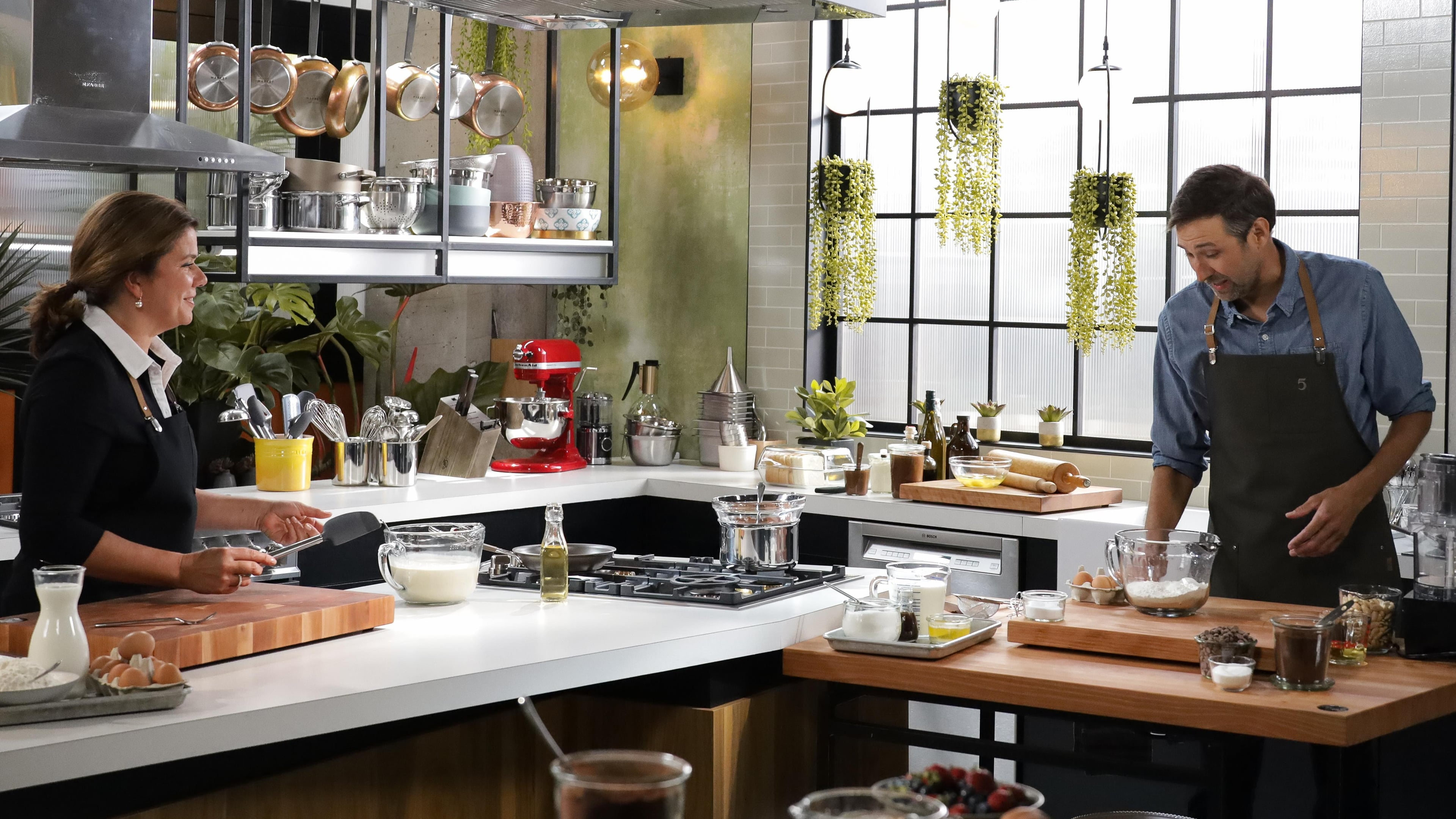 5 chefs dans ma cuisine Season 1 :Episode 3  Episode 3
