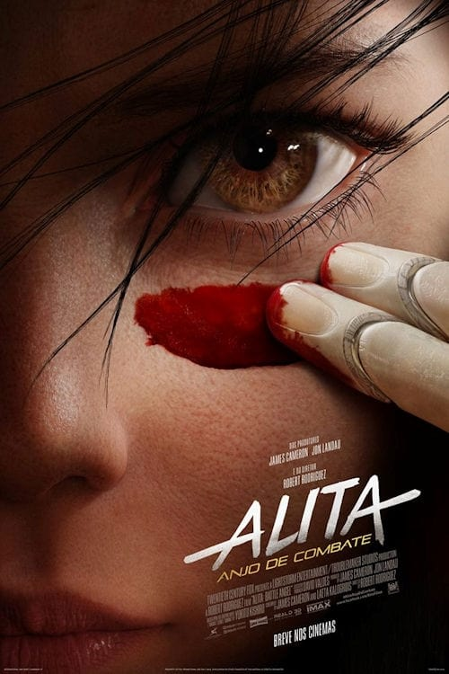 Alita - Anjo de Combate (2019) Torrent - HD 720p Dublado e Legendado Download