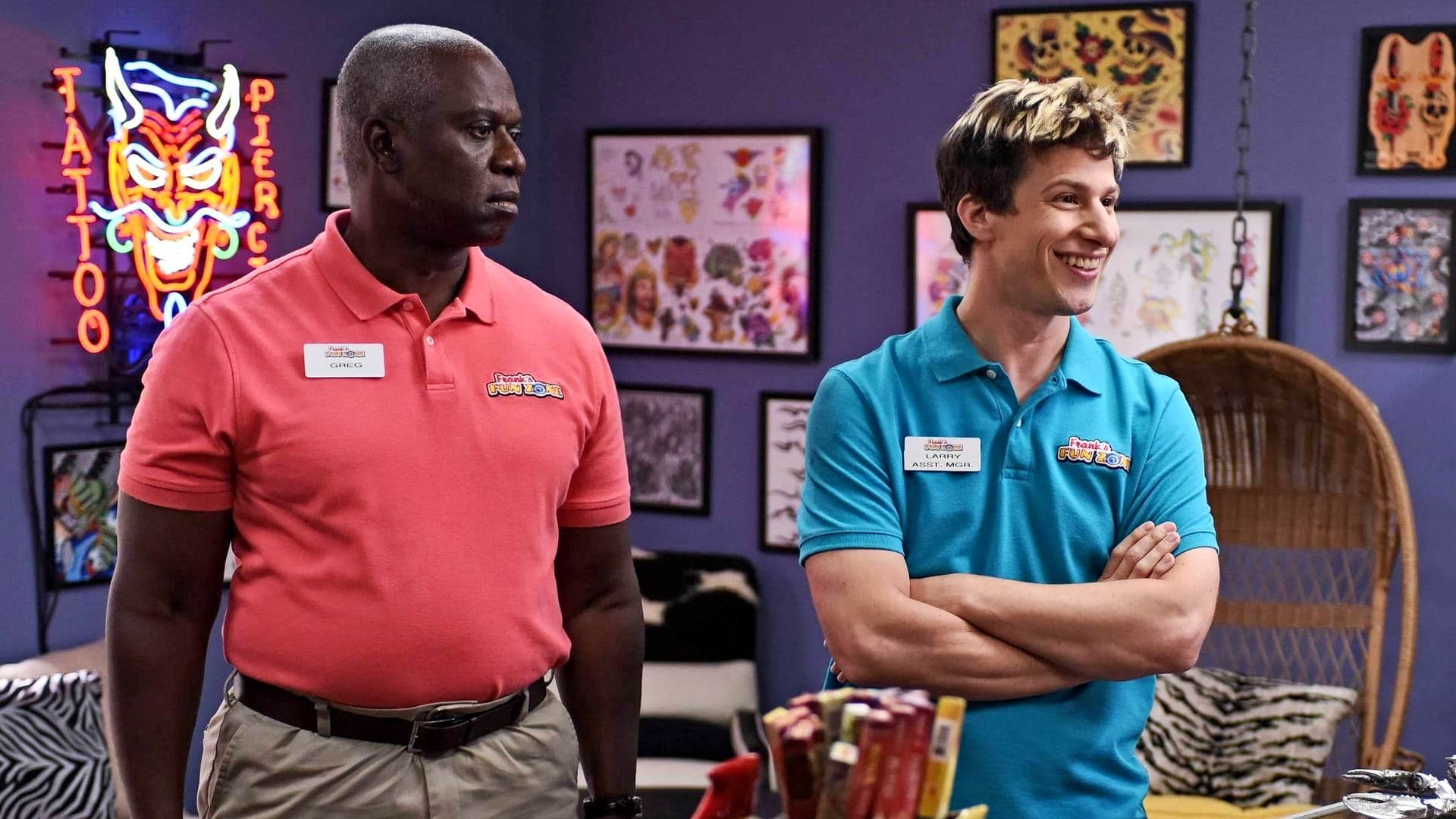 Brooklyn Nine-Nine Season 4 :Episode 1  Coral Palms, Part 1