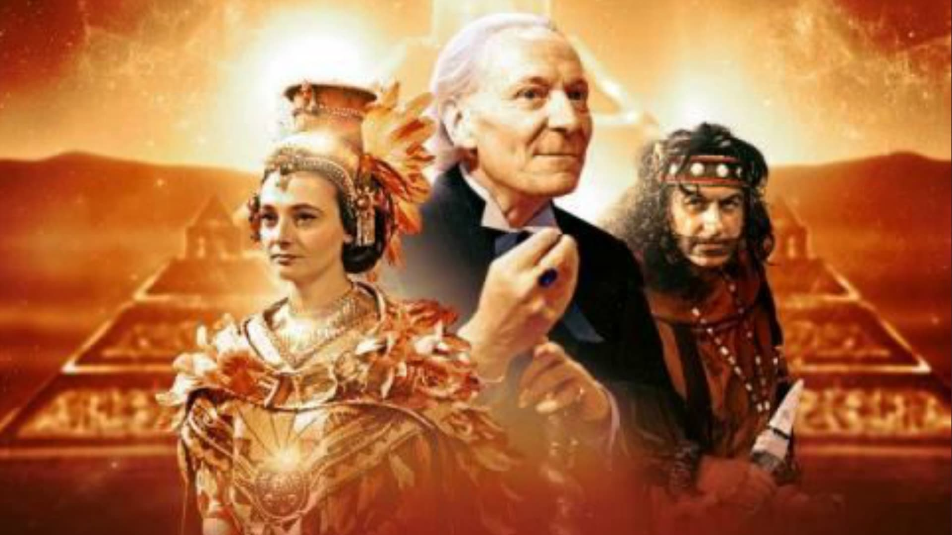 Doctor Who Season 1 :Episode 27  The Temple of Evil