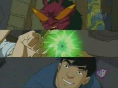 Jackie Chan Adventures Season 4 :Episode 2  Samurai Ratso