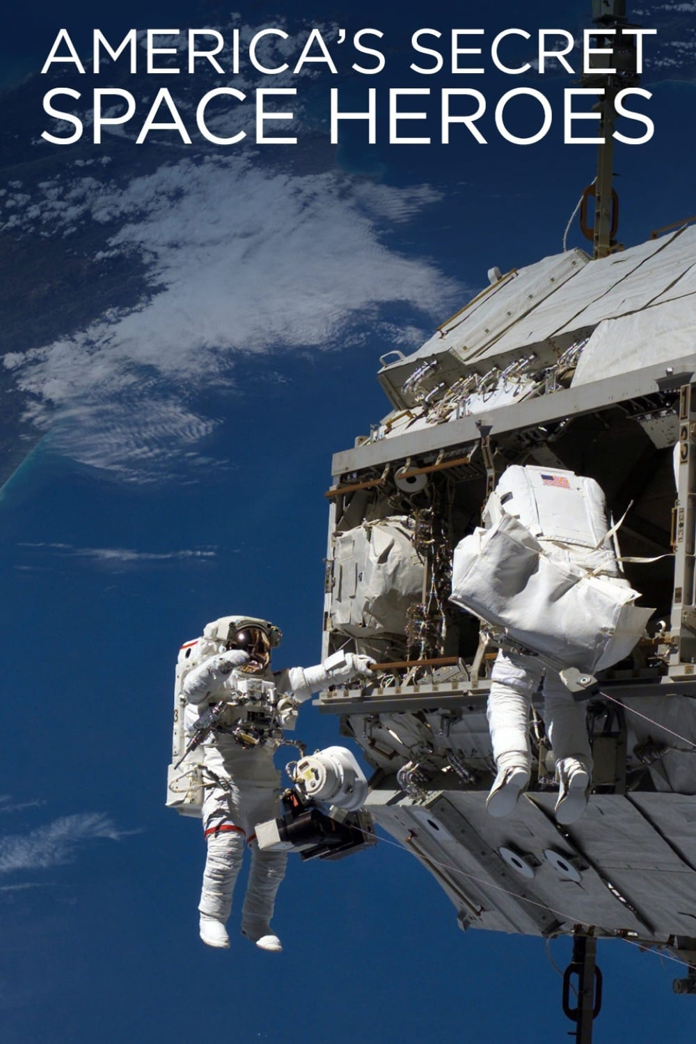 America's Secret Space Heroes TV Shows About Exploration