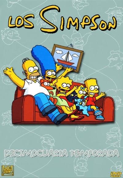 Los Simpson Season 14