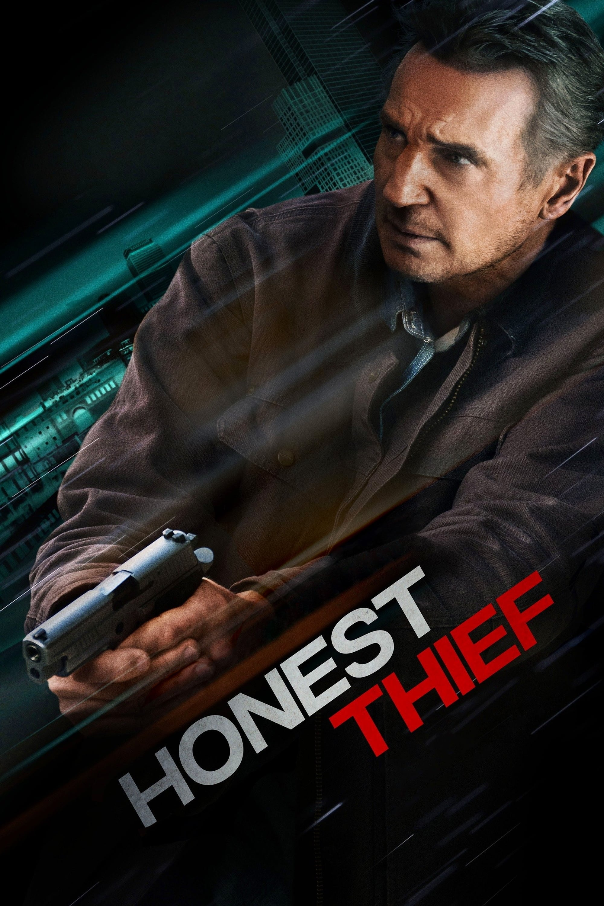 Honest Thief (2020) Subtitle Indonesia
