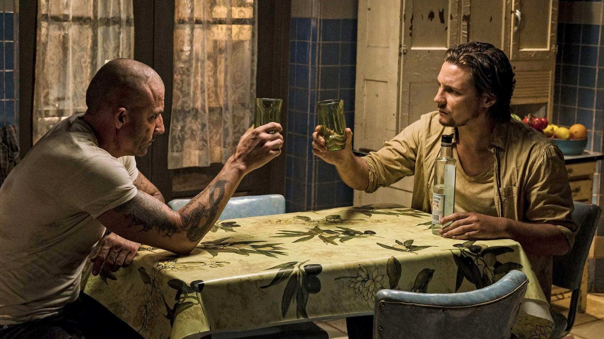 Prison Break - Season 5 Episode 7 : Wine-Dark Sea